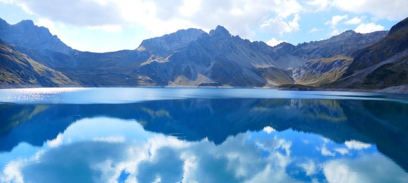 bergseeen alpen