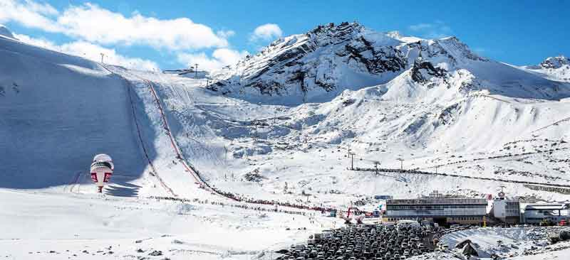 Ötztal Skiweltcup